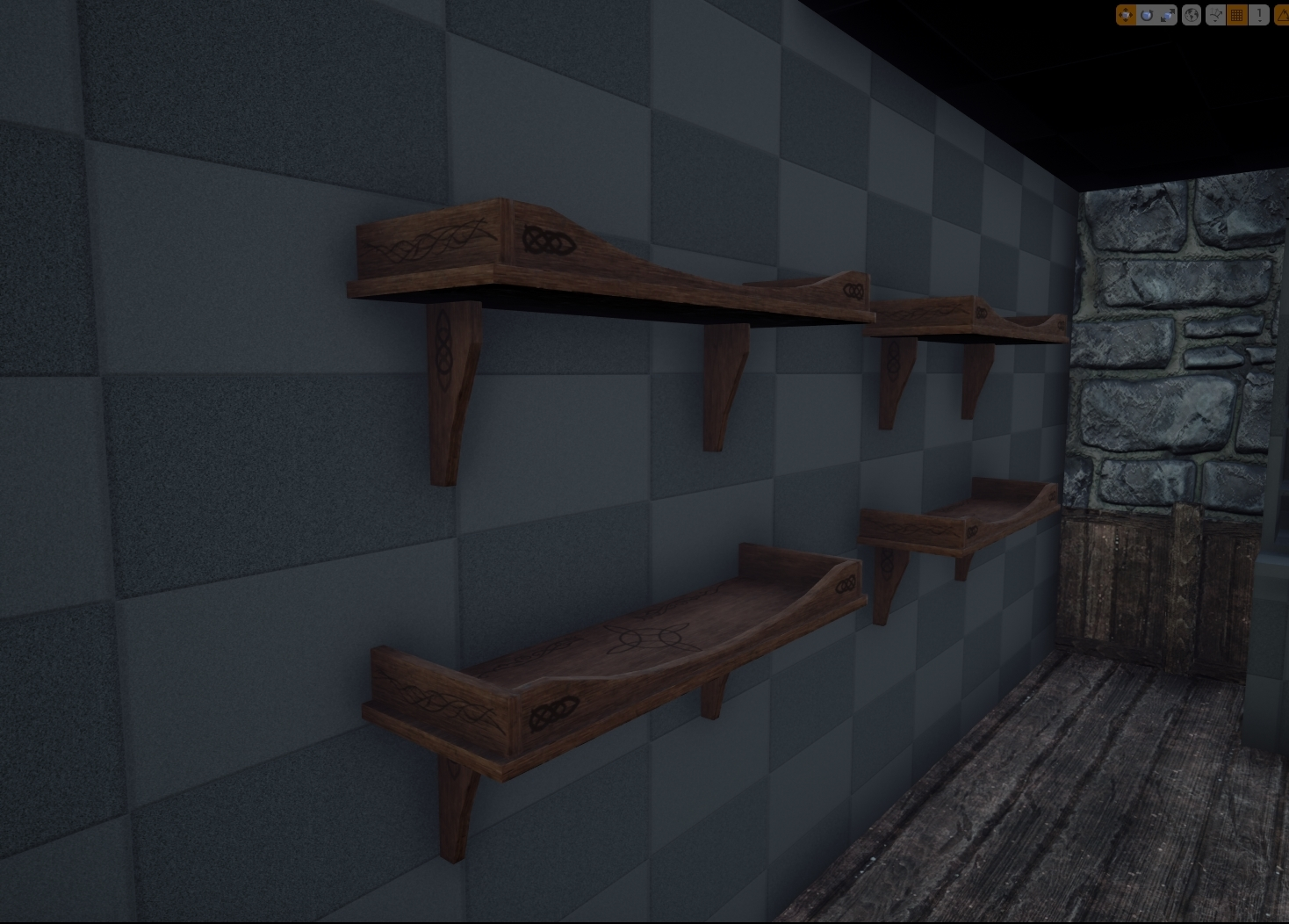WIP Alchemist Apothecary Pack/Addon UE4 — polycount